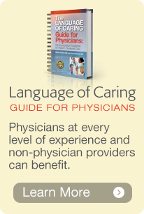 Language of Caring Guide for Physicians