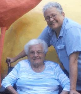 Wendy Leebov & Mother