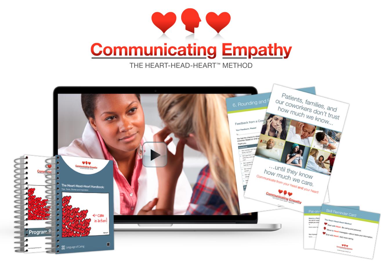 Communicating Empathy: Heart-Head-Heart